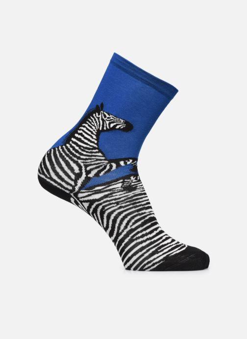 Calze e collant BLEUFORÊT Chaussettes zèbre Azzurro vedi dettaglio/paio