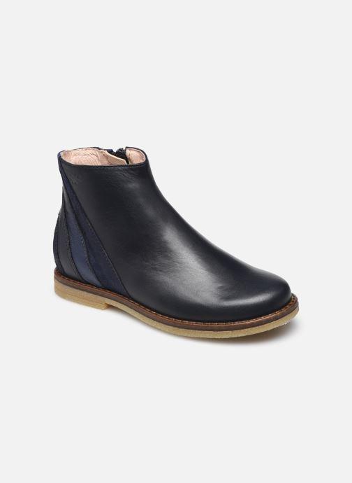 Stiefeletten & Boots Acebo's 5523 blau detaillierte ansicht/modell