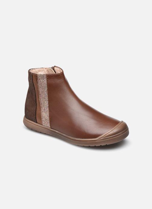Stiefeletten & Boots Acebo's 5530 braun detaillierte ansicht/modell