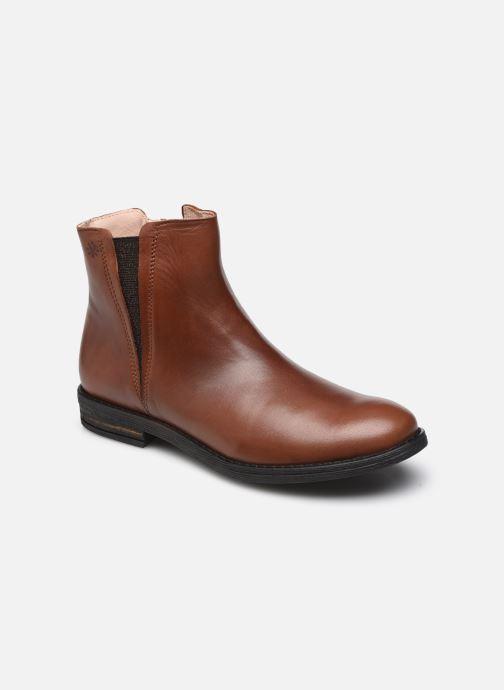 Stiefeletten & Boots Acebo's 9671 braun detaillierte ansicht/modell