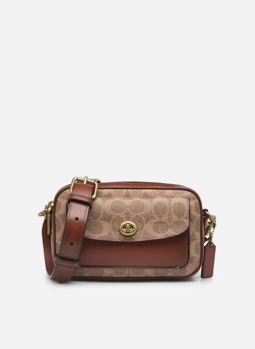 Handtaschen Coach Willow Camera Bag braun detaillierte ansicht/modell