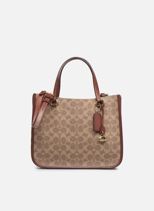 Handtaschen Coach Tyler Carryall 28 braun detaillierte ansicht/modell