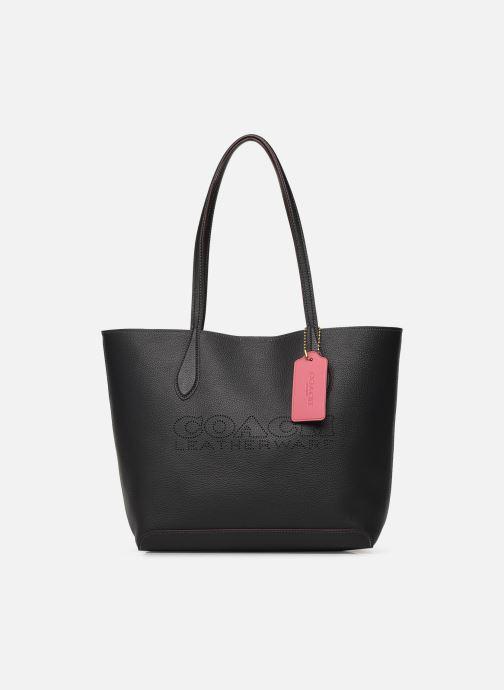 Handtaschen Coach Penn Tote schwarz detaillierte ansicht/modell