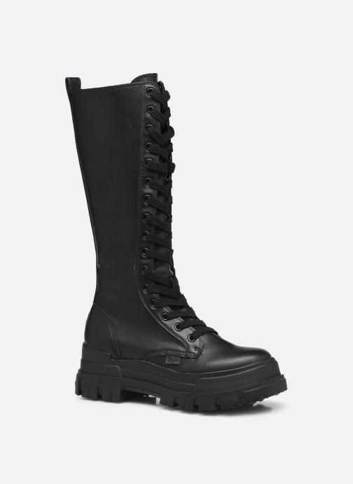 Stiefel Buffalo Aspha Nappa Vegan schwarz detaillierte ansicht/modell