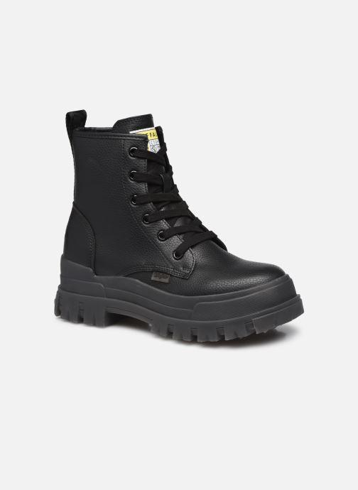 Sneaker Buffalo ASPHA RLD schwarz detaillierte ansicht/modell