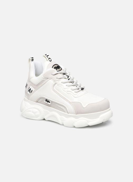 Sneakers Buffalo Chai Imi Suede/ Mesh Vegan Wit detail