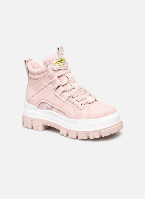 Sneakers Buffalo Aspha Nc Mid Roze detail
