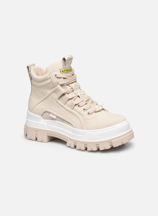 Sneakers Buffalo Aspha Nc Mid Beige detail