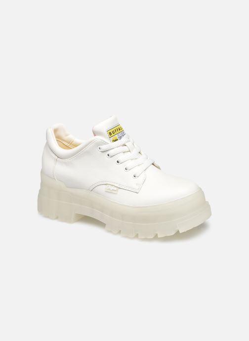 Sneakers Buffalo Aspha Imi Nappa Wit detail