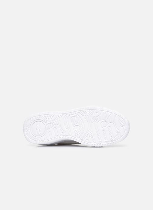 Sneakers Buffalo Flat Smpl 2.0 Imi Nappa Wit boven