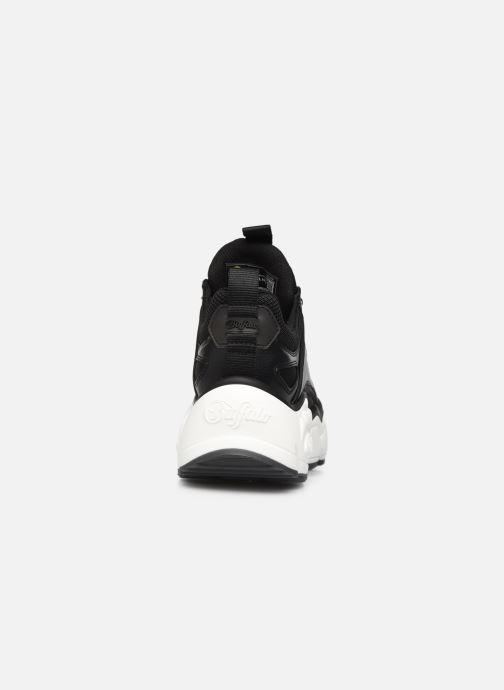 Sneakers Buffalo Binary C Imi Nappa Zwart rechts