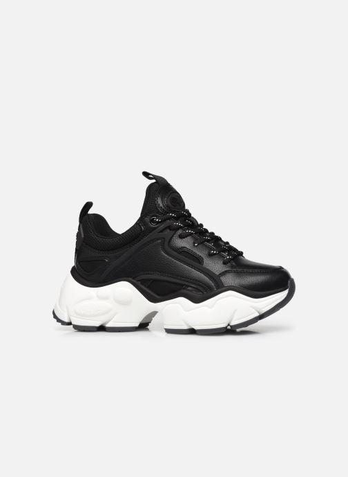 Sneakers Buffalo Binary C Imi Nappa Zwart achterkant