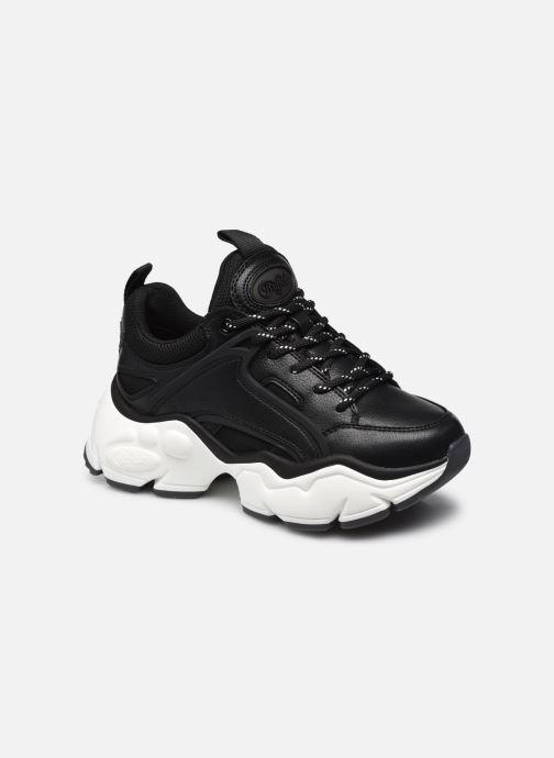 Sneakers Buffalo Binary C Imi Nappa Zwart detail