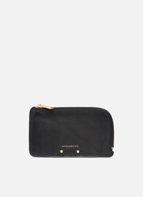 Portemonnaies & Clutches Taschen Porte Carte Zippe En Cuir Lisse