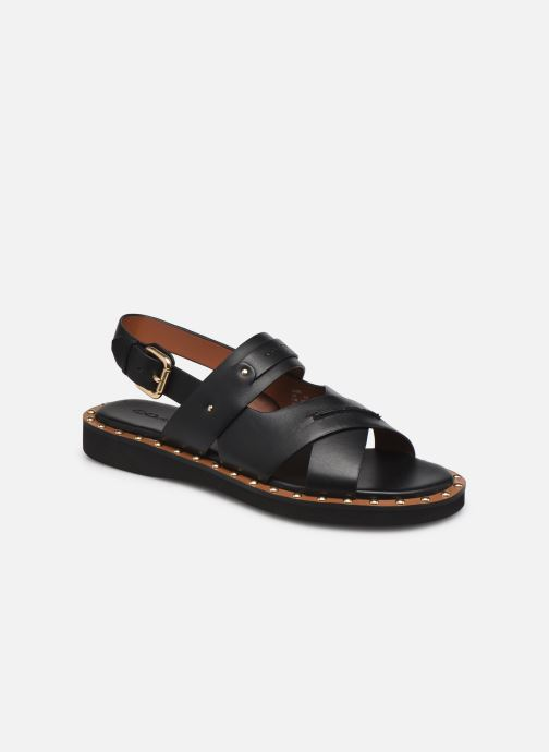 Sandalen Damen Gemma Leather Sandal