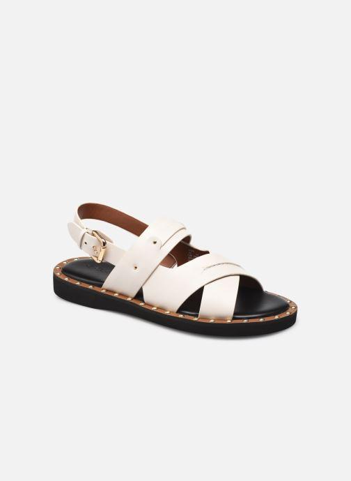 Sandaler Kvinder Gemma Leather Sandal