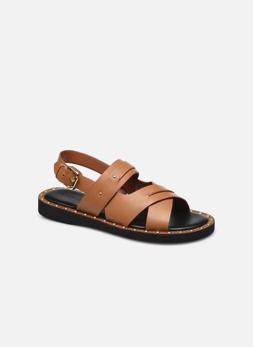 Sandales et nu-pieds Femme Gemma Leather Sandal
