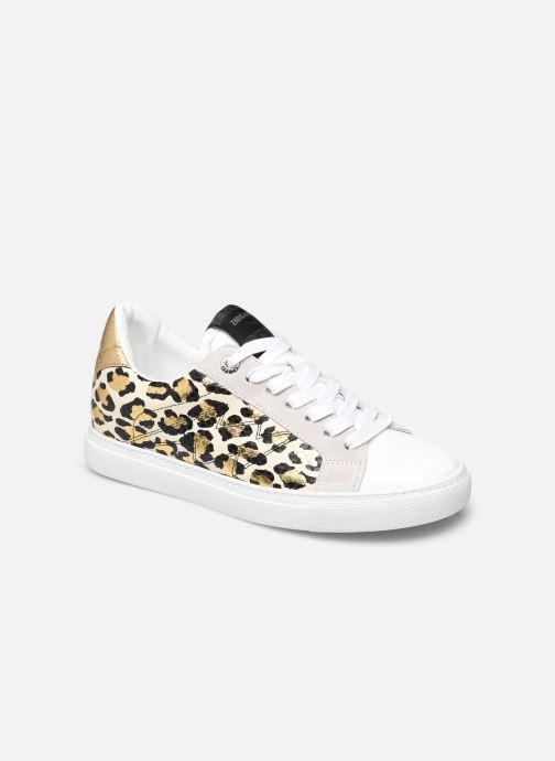 Sneaker Damen ZV1747 Metalic