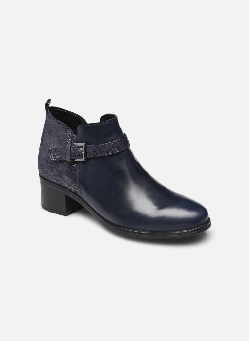 Bottines et boots Georgia Rose Soft Luka Bleu vue détail/paire