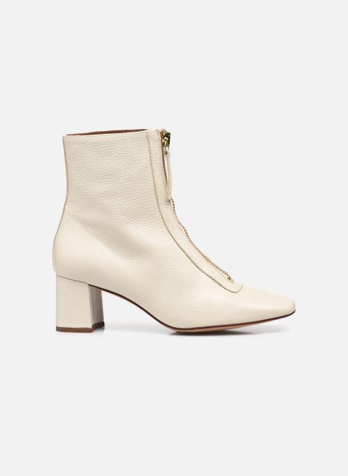 Bottines et boots Made by SARENZA Modern 50's Boots #3 Blanc vue détail/paire