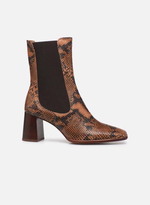 Stiefeletten & Boots Made by SARENZA Modern 50's Boots #5 braun detaillierte ansicht/modell