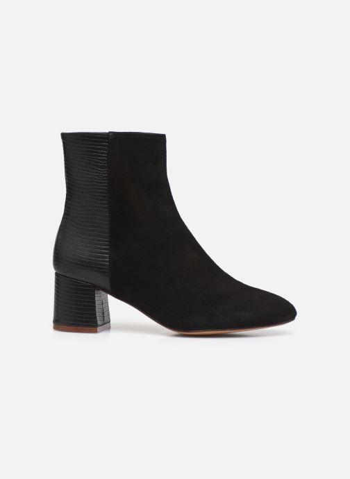 Stiefeletten & Boots Made by SARENZA Modern 50's Boots #6 schwarz detaillierte ansicht/modell