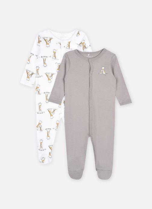 Nbnnightsuit 2P W/F Alloy Giraffe Noos