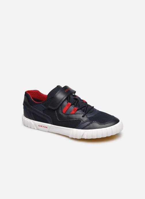 Sneakers Geox Jr Kilwi Boy J02A7D Blauw detail