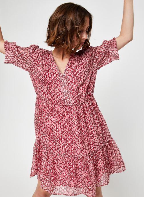 Vêtements An'ge Obella Rouge vue détail/paire