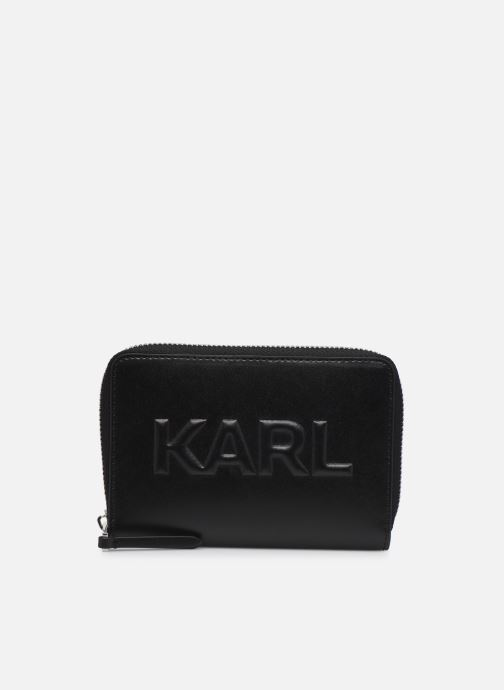Portemonnaies & Clutches Taschen K/Karl Seven Emboss Md Zip Wt