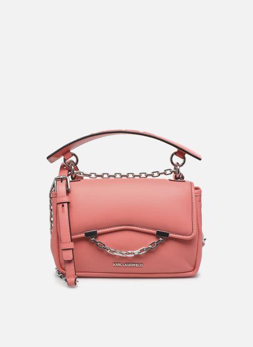 Handtaschen Karl Lagerfeld K/Karl Seven Soft Shoulderbag rosa detaillierte ansicht/modell