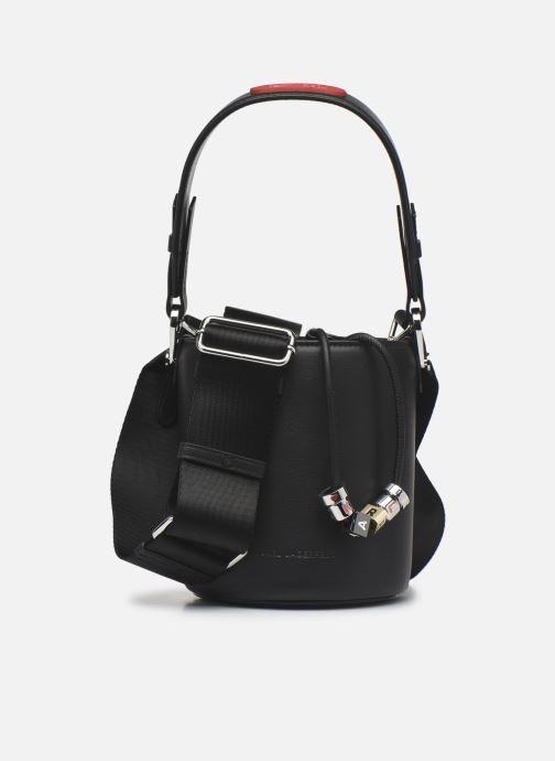 Handtaschen Karl Lagerfeld K/Charms Small Bucket schwarz detaillierte ansicht/modell
