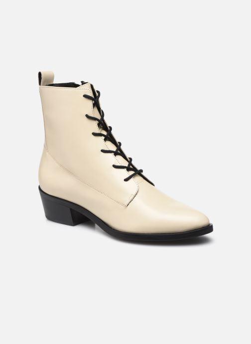 Bottines et boots Nat & Nin Eugenie Beige vue détail/paire