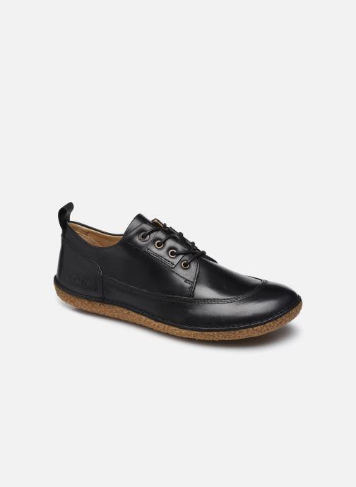 Chaussures à lacets Kickers HOBBYLIA Noir vue détail/paire