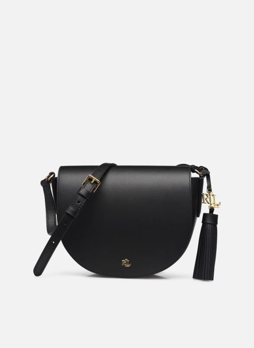 Handtassen Lauren Ralph Lauren Witley 20 Crossbody Medium Zwart detail