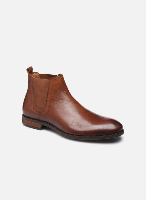 Bottines et boots Marvin&Co Pacaf Marron vue détail/paire
