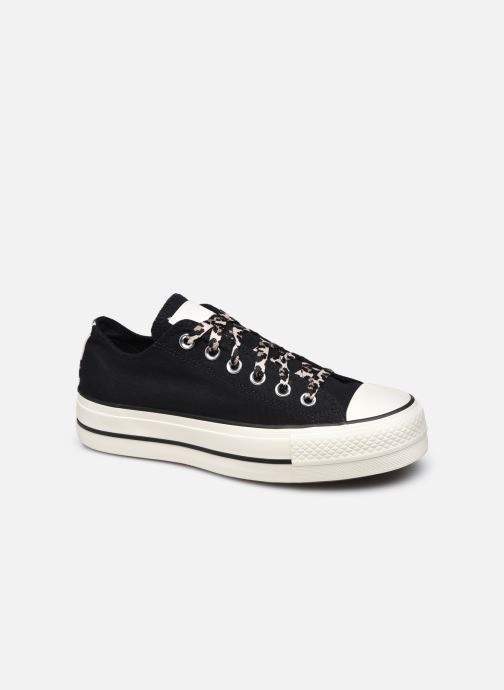 Chuck Taylor All Star Archive Leopard Print Platfo