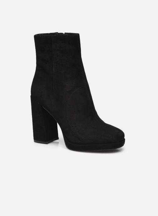 Bottines et boots Femme MAIN SUEDE