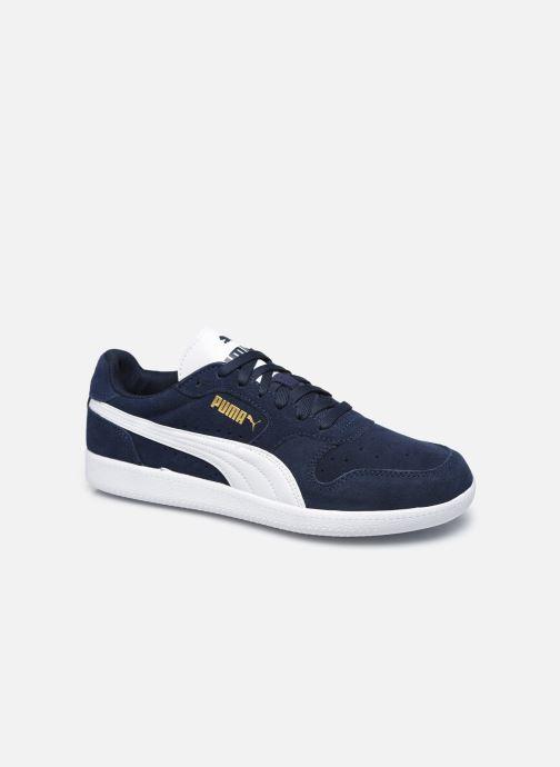 Sneaker Puma Icra Trainer Sd blau detaillierte ansicht/modell