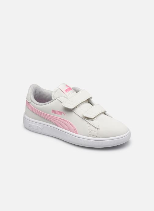 Sneakers Puma Ps Smash Buck V Wit detail