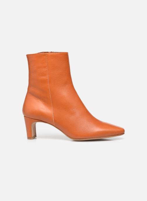Stiefeletten & Boots Made by SARENZA Modern 50's Boots #10 braun detaillierte ansicht/modell