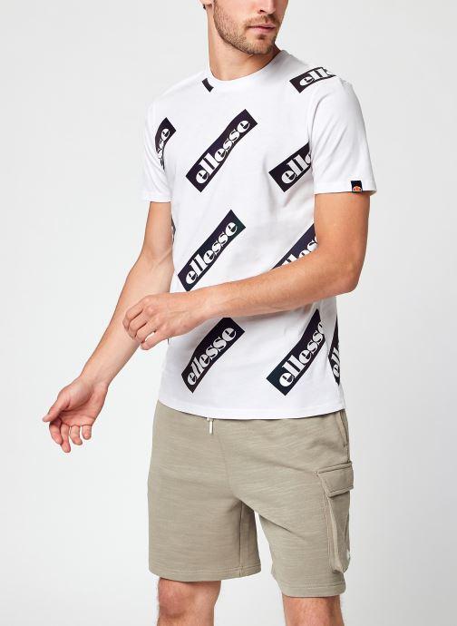 Abbigliamento Ellesse Passa Tee Bianco vedi dettaglio/paio