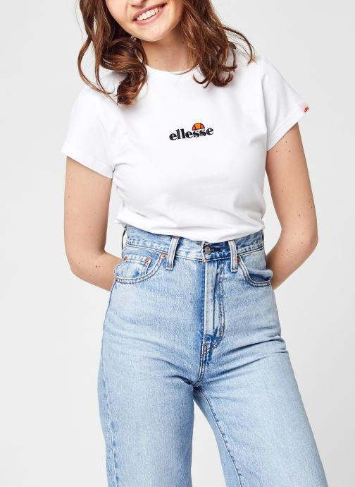Abbigliamento Ellesse Ci Tee Bianco vedi dettaglio/paio