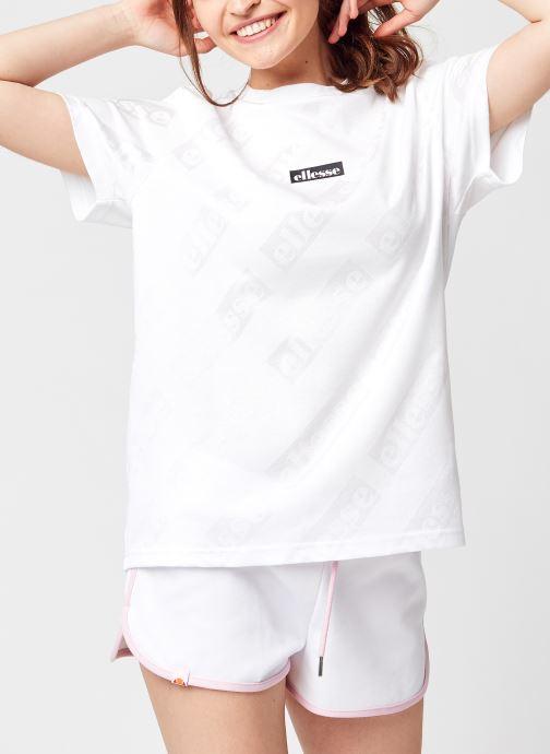 Abbigliamento Ellesse Molto Tee Bianco vedi dettaglio/paio