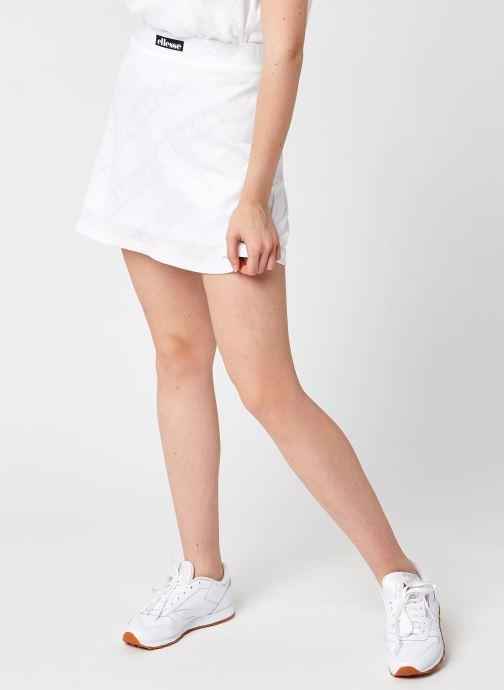 Abbigliamento Ellesse Lieta Skirt Bianco vedi dettaglio/paio