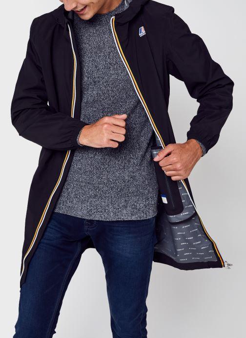 Abbigliamento K-Way  Thomas Stretch Dot Nero vedi dettaglio/paio