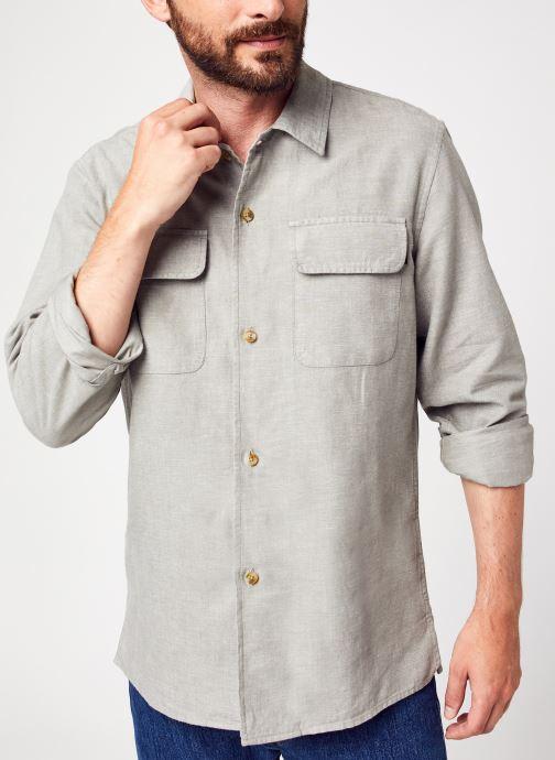 Vêtements Accessoires LS Camp Shirt