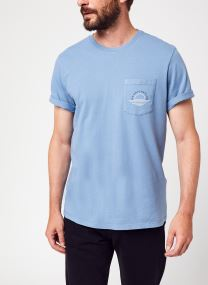 D17956 Dockers Sunset 1 Winward Blue + Graphic Graphic 1