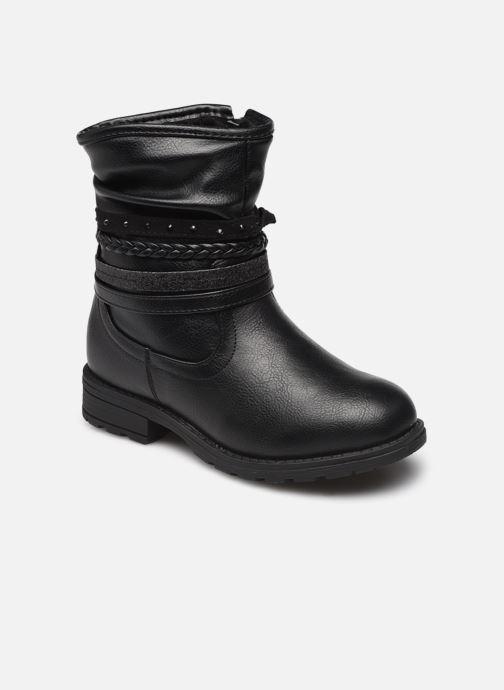 Bottines et boots I Love Shoes THORAH Noir vue détail/paire