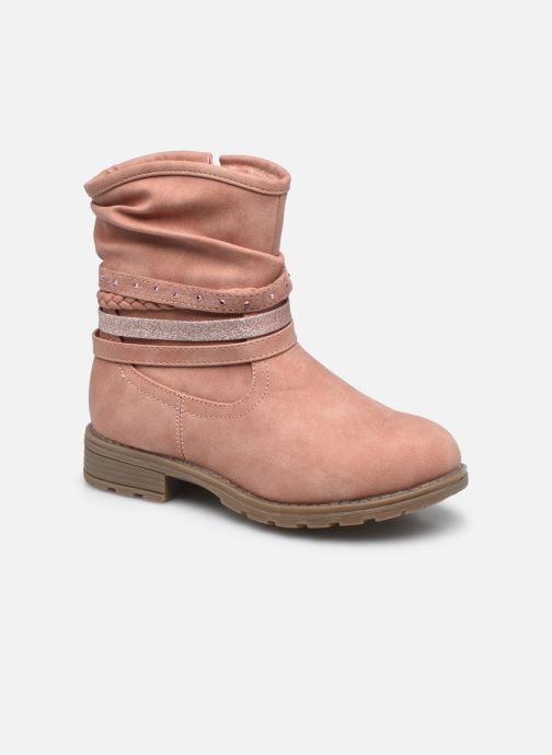 Bottines et boots I Love Shoes THORAH Rose vue détail/paire